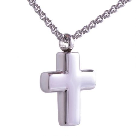 Ashanger kruis incl. ketting